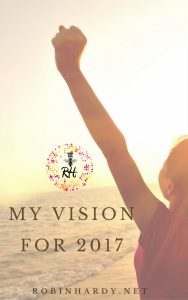 My VisionFor 2017